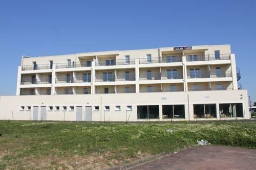 Saglam Hôtel : Hotel near Sarcelles