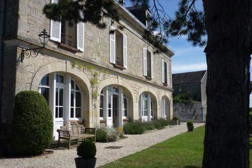 Chambres d'Hôtes La Couronne : Guest accommodation near Marizy-Saint-Mard