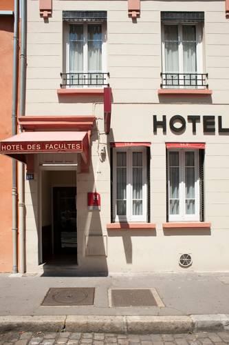 Lyon Hotel Des Facultes
