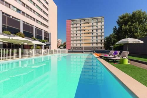 Appart'City Confort Grenoble Alpexpo (Ex Park&Suites) : Hotel near Échirolles