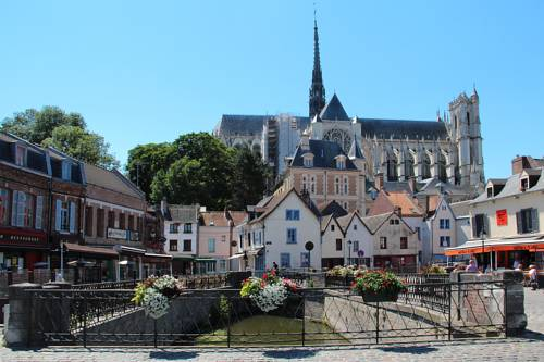 Appart'City Amiens Gare Cathédrale : Guest accommodation near Amiens
