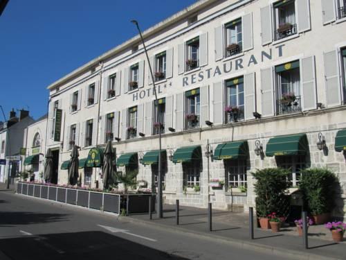 Le Relais De La Poste : Hotel near Santeau