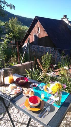 Le Petit Chalande : Guest accommodation near Autrans