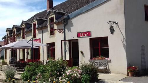 Auberge Saint Aubin : Hotel near Meillers