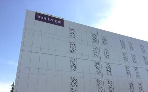 Montempô Apparthôtel Toulouse Balma : Guest accommodation near Montrabé