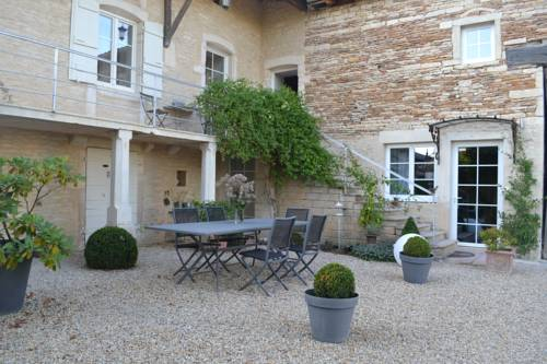 Douceur de Vigne Maison d'Hotes : Bed and Breakfast near Asnières-sur-Saône