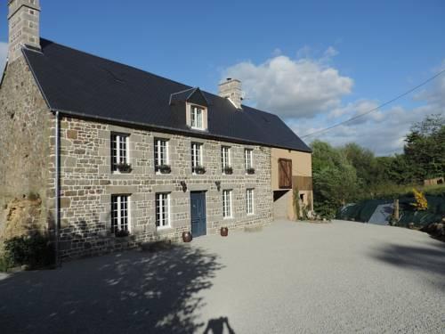 La Vieille Dame : Guest accommodation near Villedieu-les-Poêles