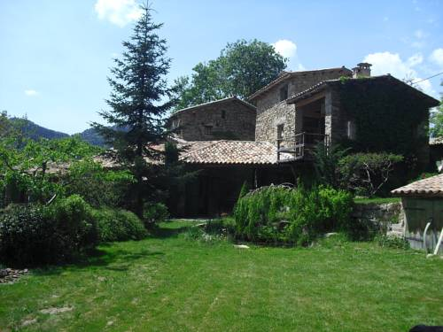 Le cloterriou : Bed and Breakfast near Annot