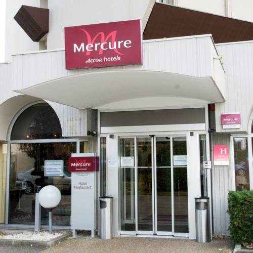 Mercure Vienne Sud Chanas : Hotel near Peyraud