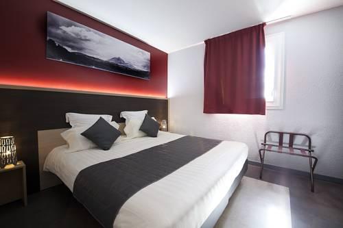 Comfort Hotel Clermont Saint Jacques : Hotel near Clermont-Ferrand
