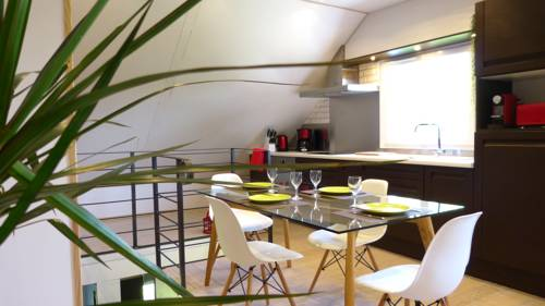 Cosy Loft Milly : Guest accommodation near Oncy-sur-École