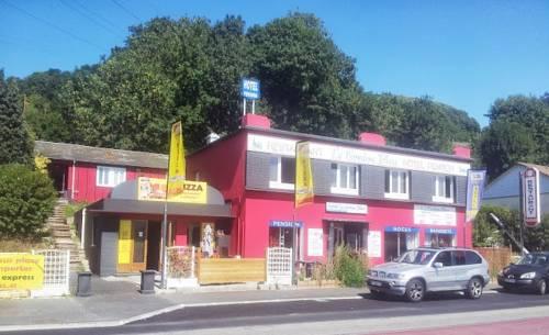 Hotel Cordon Bleu : Hotel near Saint-Martin-du-Manoir