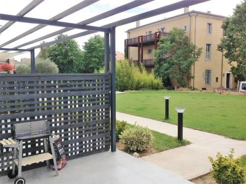 Jardin de Charlotte : Guest accommodation near Azillanet