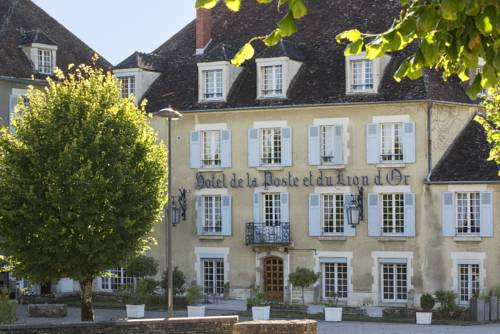 Hôtel De La Poste & Du Lion D'or : Hotel near Asnois