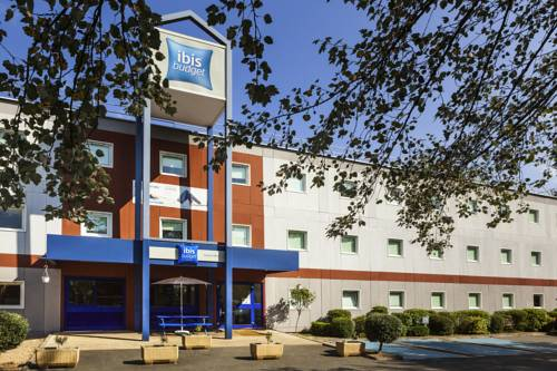 ibis budget Sucy en Brie : Hotel near Marolles-en-Brie