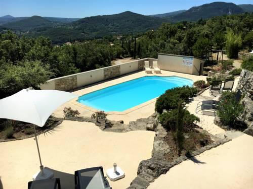 Aux Quatrefeuilles d'Oc - Villa Jasmin : Guest accommodation near Lodève