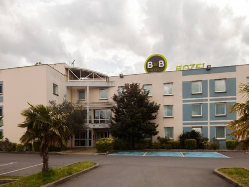 B&B Hôtel EVRY-LISSES (2) : Hotel near Cesson