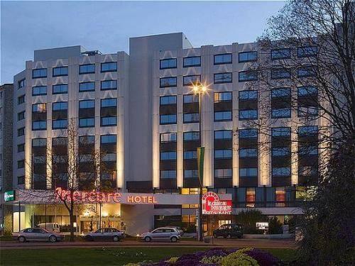 Mercure Dijon Centre Clémenceau : Hotel near Dijon
