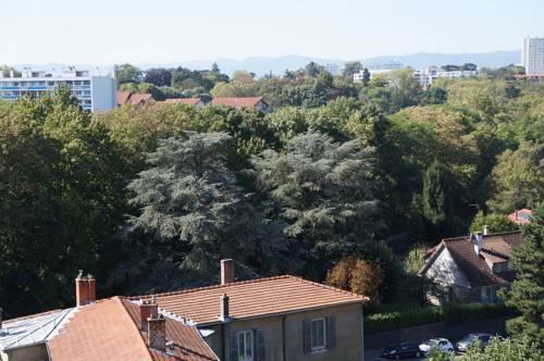Chambre avec vue, proche du Vieux Lyon : Bed and Breakfast near Tassin-la-Demi-Lune