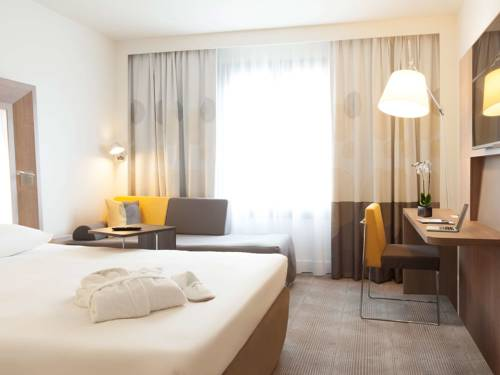 Novotel Paris Les Halles : Hotel near Paris