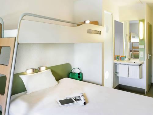 Ibis Budget Marseille Timone : Hotel near Marseille