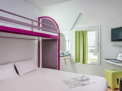 ibis budget Senlis : Hotel near Néry