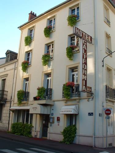 California : Hotel near Vichy