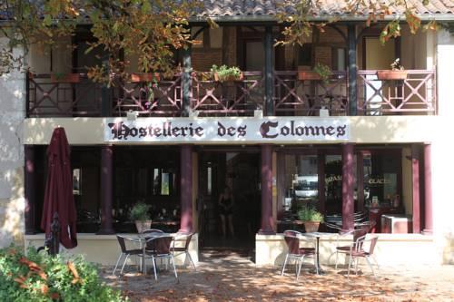 Hostellerie des Colonnes : Hotel near Prigonrieux