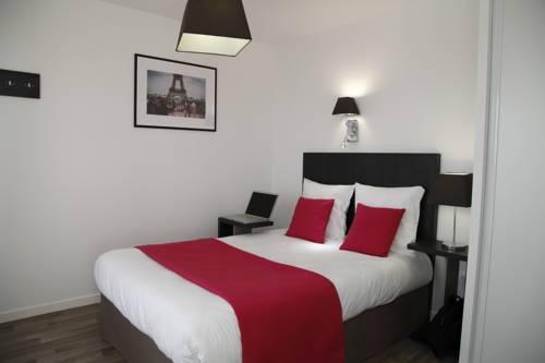 Résidence Odalys Paris Levallois : Guest accommodation near Clichy