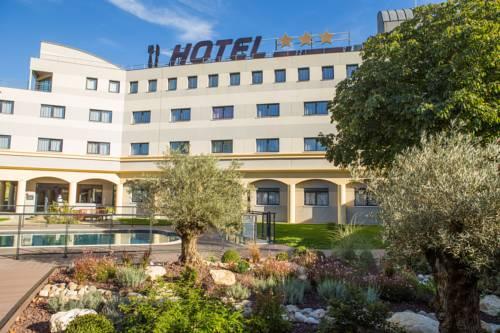Hotel Le Paddock : Hotel near Imphy
