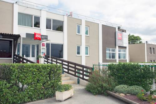 ibis Saint Rambert d'Albon : Hotel near Andance
