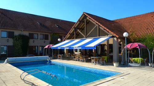 Kyriad Bergerac : Hotel near Prigonrieux