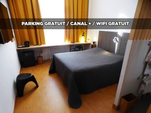 Terminus du Forez Saint-Etienne Centre : Hotel near Saint-Étienne