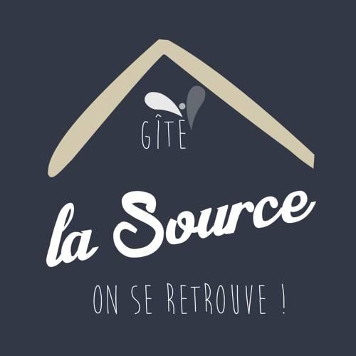 Gîte La Source : Guest accommodation near Flacey-en-Bresse