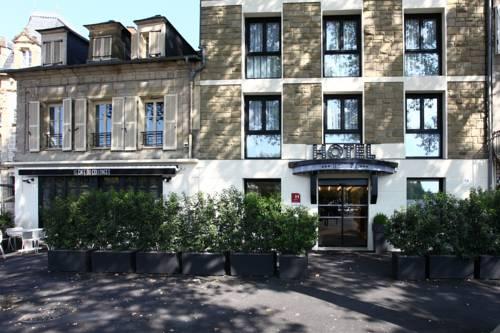 Hôtel Le Collonges : Hotel near Corrèze