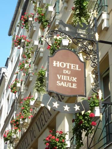 Hôtel Du Vieux Saule : Hotel near Paris 3e Arrondissement