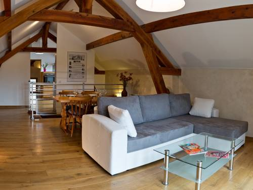 Gîte Ecologique Passif : Apartment near Claye-Souilly