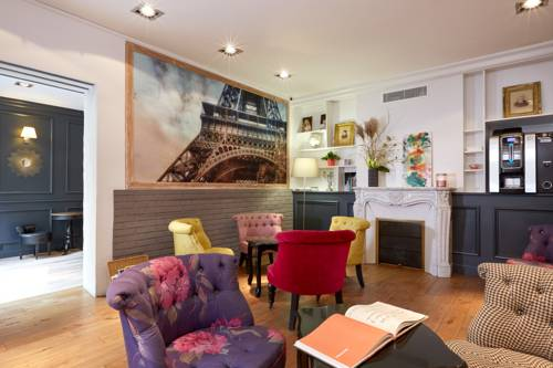 Hotel Excelsior Latin : Hotel near Paris 5e Arrondissement