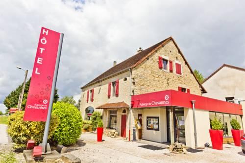 Hôtel Auberge de Chavannes : Hotel near Flacey-en-Bresse