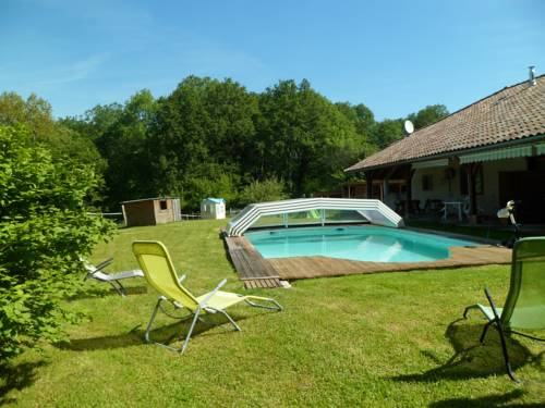 Gite de la Combette : Guest accommodation near Lescheroux
