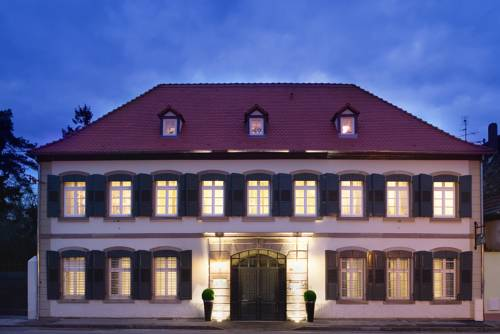 Villa Diana : Apartment near Traenheim