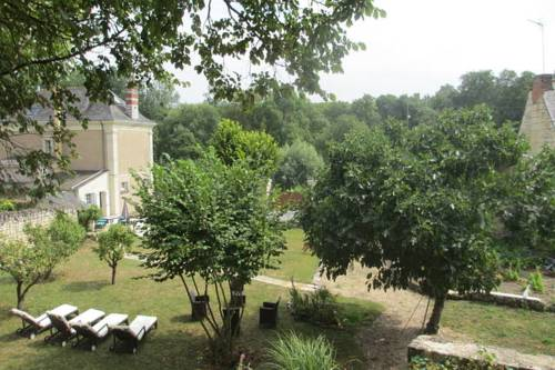Logis De La Motte : Guest accommodation near Artannes-sur-Thouet