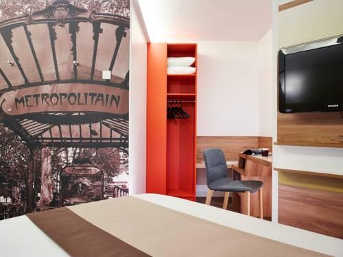Median Paris Porte de Versailles : Hotel near Issy-les-Moulineaux