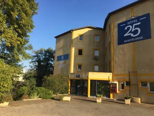 Hôtel 25 Montélimar : Hotel near Le Teil