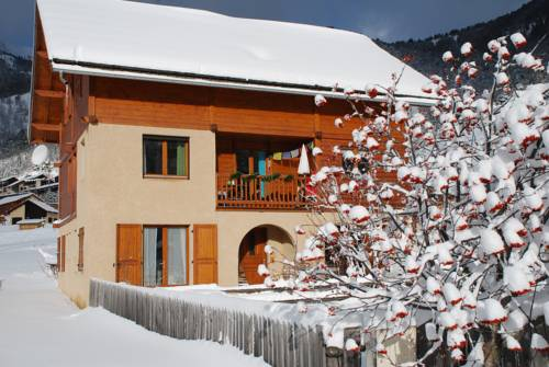 La Saume : Apartment near Ceillac