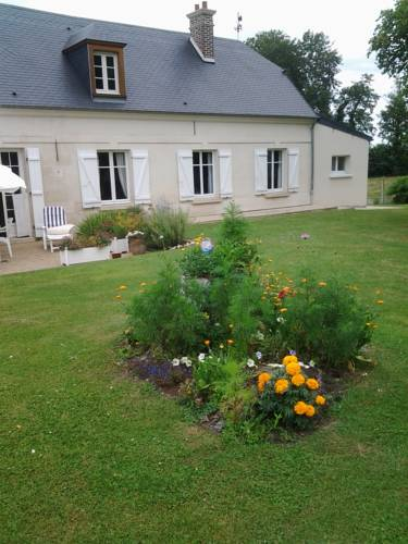 Le Moulin : Bed and Breakfast near Blérancourt