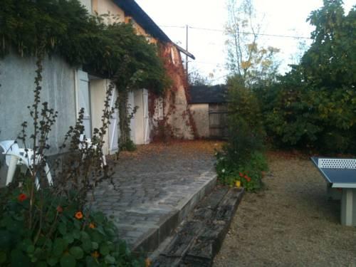 Logis des Gabelous : Guest accommodation near Angrie