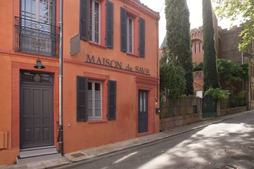 Maison de Save : Apartment near Le Castéra