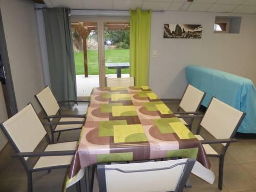Le Petit Bossuet : Guest accommodation near La Plaine
