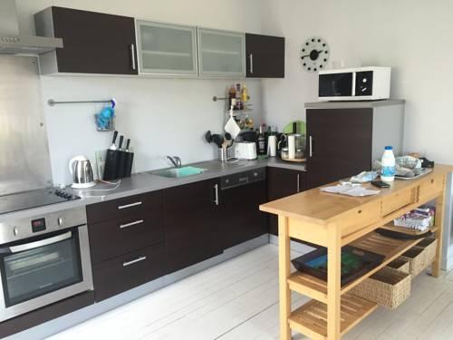 Appartement Le littoral : Apartment near Agon-Coutainville